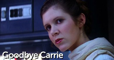 Goodbye Carrie - Geeks Corner - Episode 613