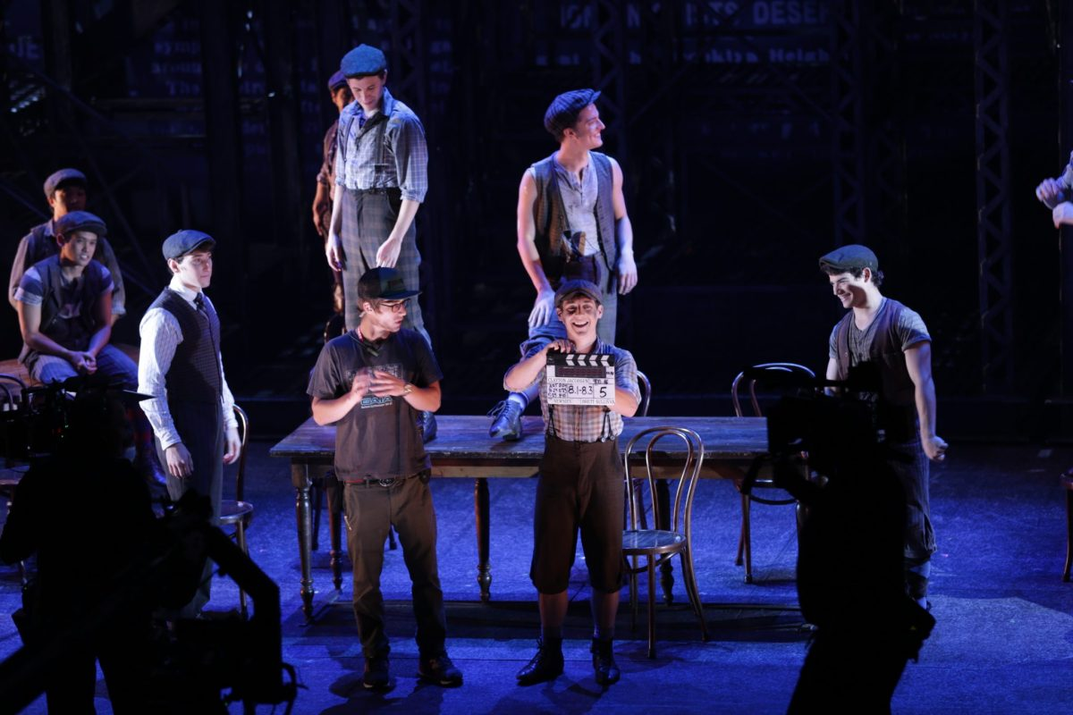 Tickets for 'Disney's Newsies: The Broadway Musical!' NOW ON SALE as the Smash-Hit Comes to Cinemas Nationwide February 16, 18 & 22