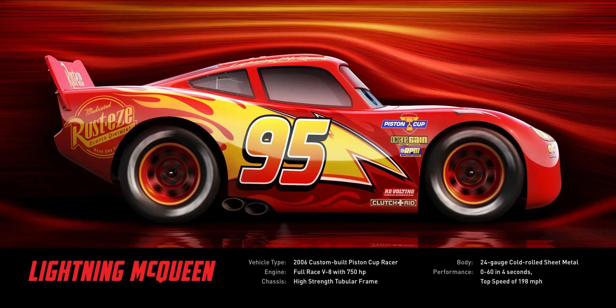 owen wilson voice of lightning mcqueen in disney pixar s cars 3
