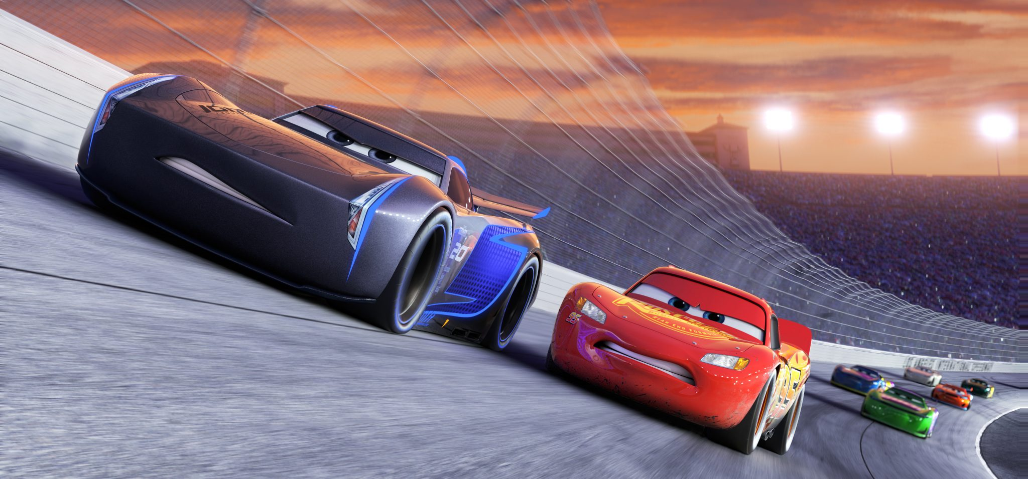 Get The Specs On The Cars Of Cars 3