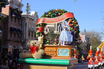 Disneyland Holidays Final Day-4