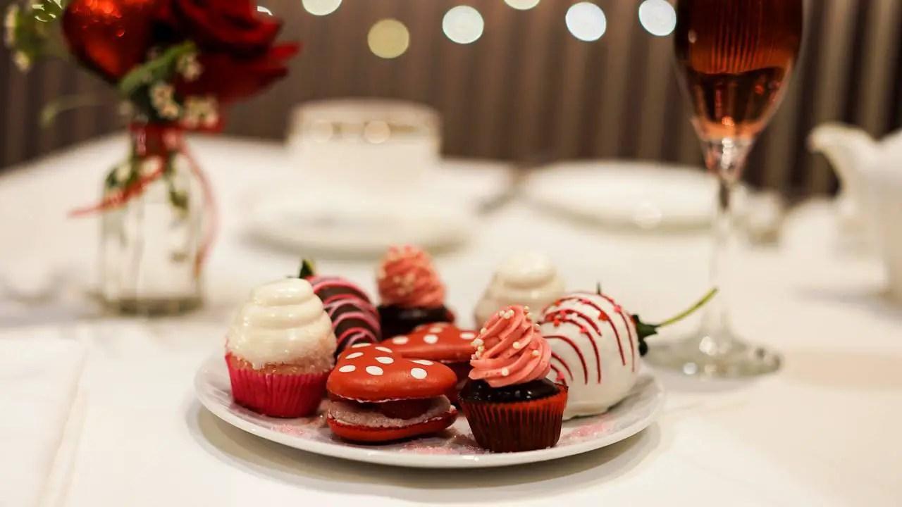 Disneyland Resort Valentine's Day Sweets and Eats