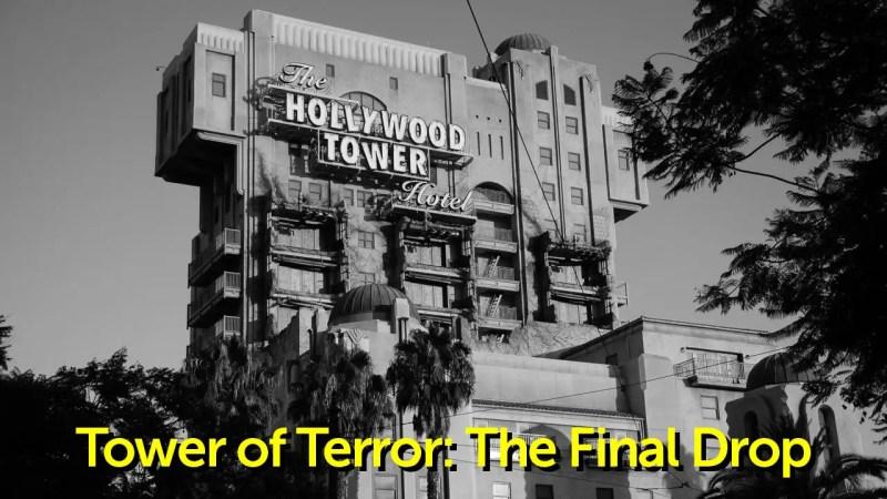 Tower of Terror: The Final Drop - Geeks Corner - Episode 614