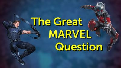 The Great Marvel Question - Geeks Corner - Episode 618