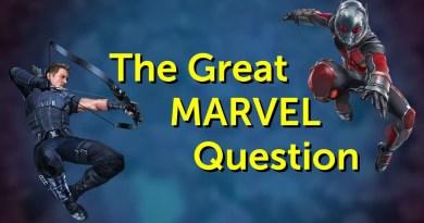 The Great Marvel Question - Geeks Corner - Episode 618
