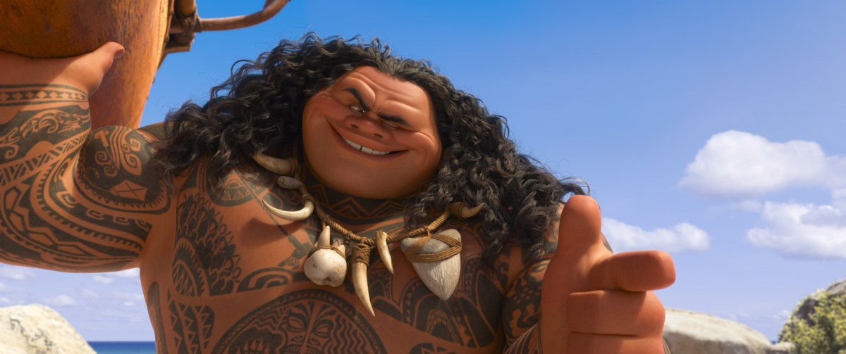Moana's YOU'RE WELCOME Music Video Debuts on Vevo