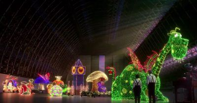 Main Street Electrical Parade Commercial