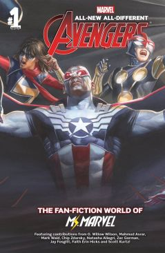 MarvelUnlimited ALL-NEW ALL-DIFFERENT AVENGERS ANNUAL (2016) #1
