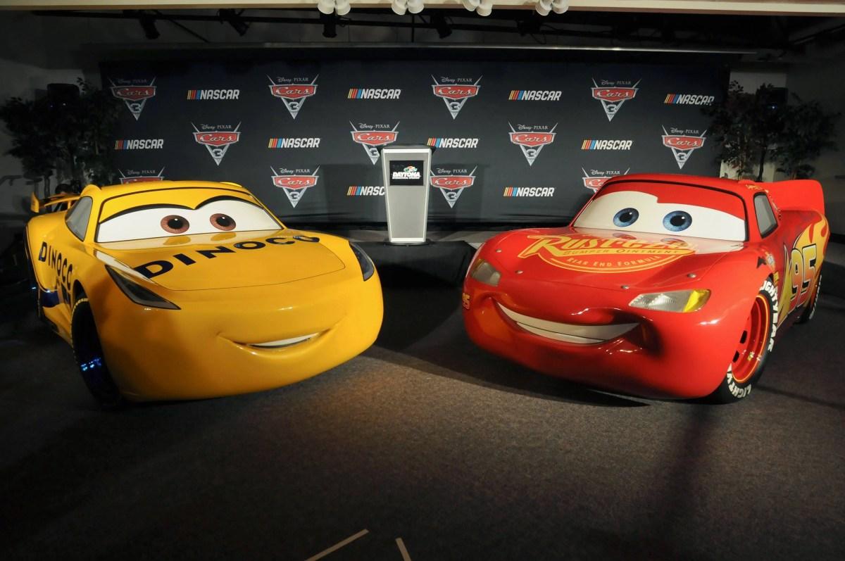 Disney-Pixar's Cars 3 Gears Up For A Season-Long Ride With NASCAR