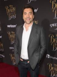 """LOS ANGELES, CA - MARCH 02: Actor Javier Bardem arrives for the world premiere of Disney's live-action """"Beauty and the Beast"""" at the El Capitan Theatre in Hollywood as the cast and filmmakers continue their worldwide publicity tour on March 2, 2017 in Los Angeles, California. (Photo by Jesse Grant/Getty Images for Disney) *** Local Caption *** Javier Bardem"""