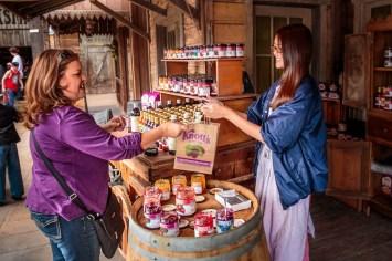 Berry Market Tasting