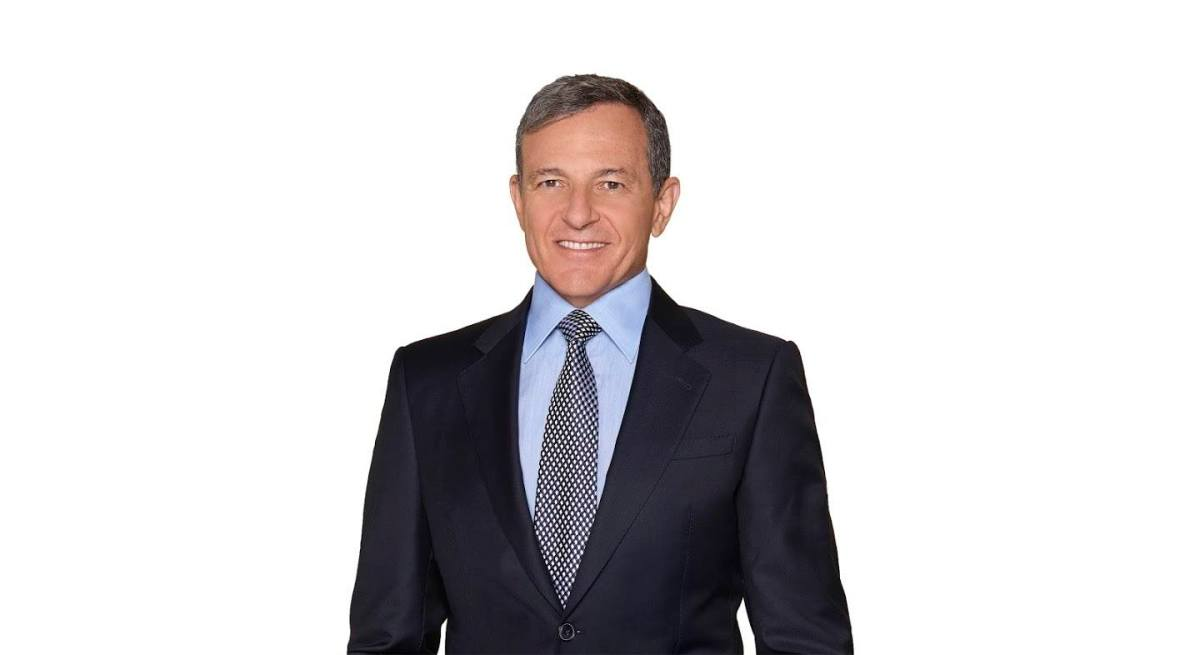 Disney Extends Chairman/CEO Bob Iger's Contract