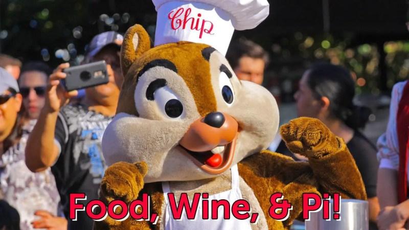 Food, Wine, & Pi! - Geeks Corner - Episode 624
