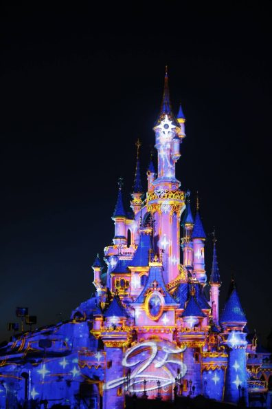 Disney Illuminations - Disneyland Paris