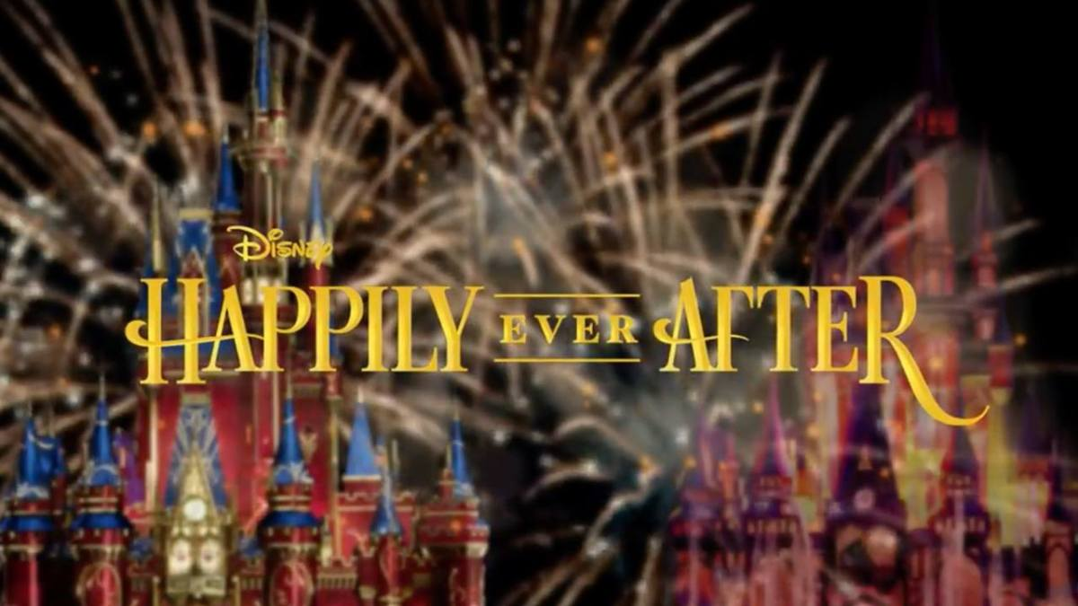 Watch The Making of 'Happily Ever After' for Walt Disney World's Magic Kingdom!