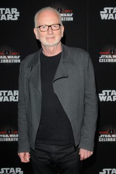 ORLANDO, FL - APRIL 13: Ian McDiarmid attends the 40 YEARS OF STAR WARS PANEL during the 2017 STAR WARS CELEBRATION at Orange County Convention Center on April 13, 2017 in Orlando, Florida. (Photo by Gerardo Mora/Getty Images for Disney) *** Local Caption *** Ian McDiarmid