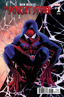 Ben_Reilly_The_Scarlet_Spider_1_Land_Variant