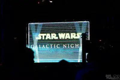 star wars celebration galactic nights