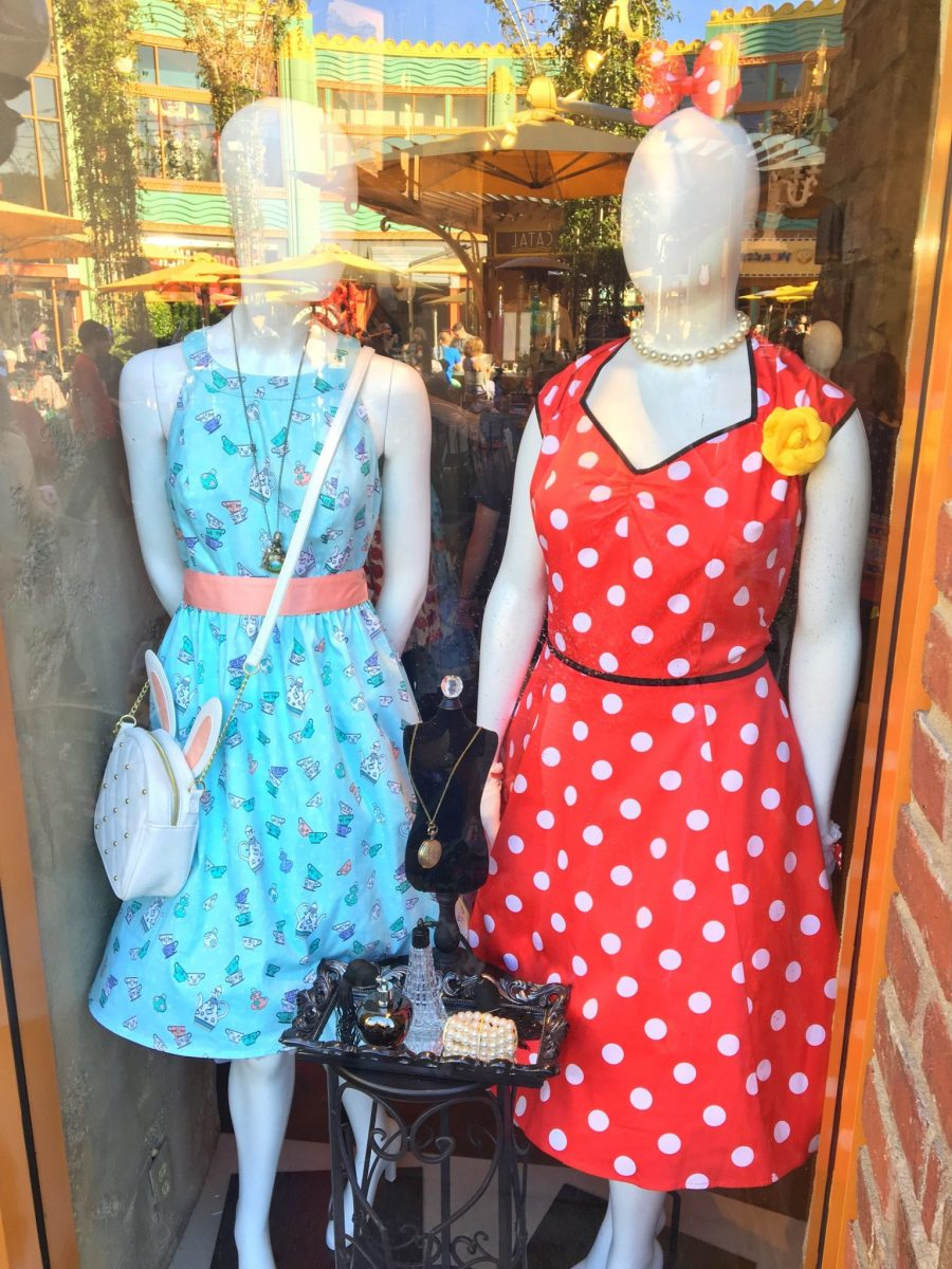 Update: The Dress Shop Line Arrives at Disney Vault 28 at the Disneyland Resort