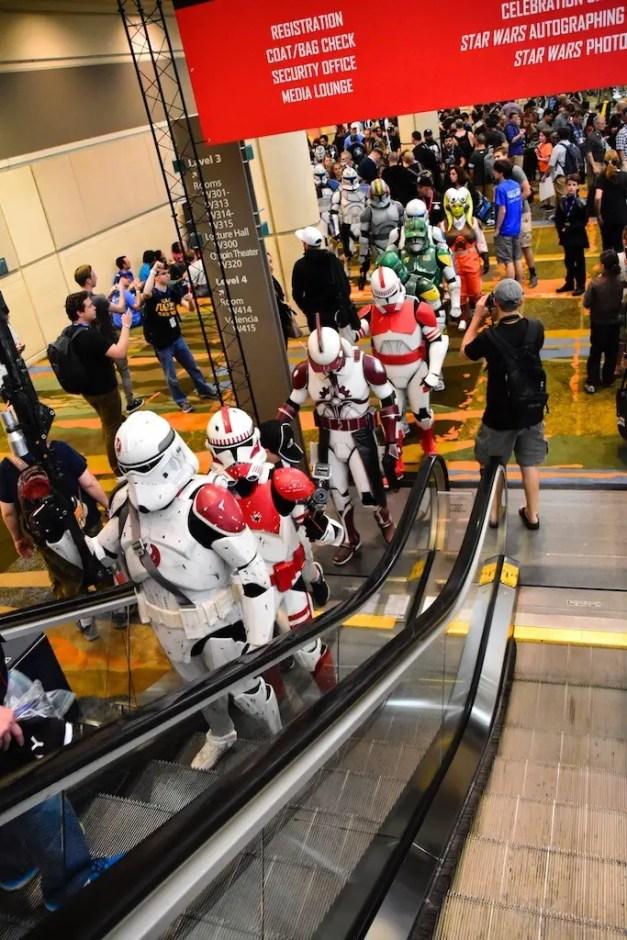 Star Wars Celebration 2017 27