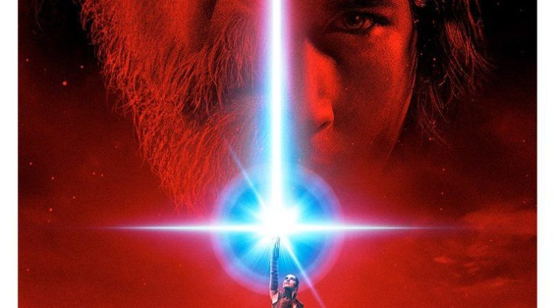 Star Wars: The Last Jedi Teaser Poster Released at Star Wars Celebration Orlando 2017