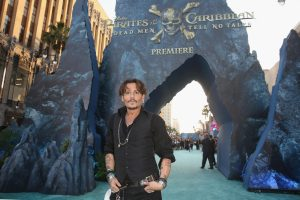Pirates of the Caribbean: Dead Men Tell No Tales Premieres in Hollywood!