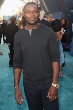 """HOLLYWOOD, CA - MAY 18: Actor David Oyelowo at the Premiere of Disney's and Jerry Bruckheimer Films' """"Pirates of the Caribbean: Dead Men Tell No Tales,"""" at the Dolby Theatre in Hollywood, CA with Johnny Depp as the one-and-only Captain Jack in a rollicking new tale of the high seas infused with the elements of fantasy, humor and action that have resulted in an international phenomenon for the past 13 years. May 18, 2017 in Hollywood, California. (Photo by Jesse Grant/Getty Images for Disney) *** Local Caption *** David Oyelowo"""