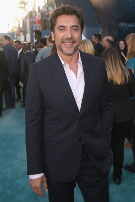 """HOLLYWOOD, CA - MAY 18: Actor Javier Bardem at the Premiere of Disney's and Jerry Bruckheimer Films' """"Pirates of the Caribbean: Dead Men Tell No Tales,"""" at the Dolby Theatre in Hollywood, CA with Johnny Depp as the one-and-only Captain Jack in a rollicking new tale of the high seas infused with the elements of fantasy, humor and action that have resulted in an international phenomenon for the past 13 years. May 18, 2017 in Hollywood, California. (Photo by Jesse Grant/Getty Images for Disney) *** Local Caption *** Javier Bardem"""