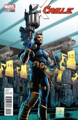 marvel comics cable