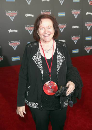 """ANAHEIM, CA - JUNE 10: Actor Edie McClurg poses at the World Premiere of Disney/Pixarís ìCars 3"""" at the Anaheim Convention Center on June 10, 2017 in Anaheim, California. (Photo by Jesse Grant/Getty Images for Disney) *** Local Caption *** Edie McClurg"""