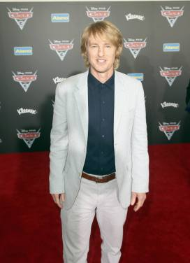 "ANAHEIM, CA - JUNE 10: Actor Owen Wilson poses at the World Premiere of Disney/Pixarís ìCars 3"" at the Anaheim Convention Center on June 10, 2017 in Anaheim, California. (Photo by Jesse Grant/Getty Images for Disney) *** Local Caption *** Owen Wilson"