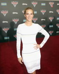 "ANAHEIM, CA - JUNE 10: Actor Heather Morris poses at the World Premiere of Disney/Pixarís ìCars 3"" at the Anaheim Convention Center on June 10, 2017 in Anaheim, California. (Photo by Jesse Grant/Getty Images for Disney) *** Local Caption *** Heather Morris"