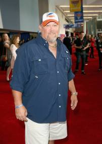 "ANAHEIM, CA - JUNE 10: Actor Larry the Cable Guy poses at the World Premiere of Disney/Pixarís ìCars 3"" at the Anaheim Convention Center on June 10, 2017 in Anaheim, California. (Photo by Jesse Grant/Getty Images for Disney) *** Local Caption *** Larry the Cable Guy;Daniel Lawrence Whitney"