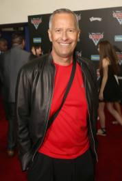"""ANAHEIM, CA - JUNE 10: Producer Kevin Reher at the World Premiere of Disney/Pixarís ìCars 3"""" at the Anaheim Convention Center on June 10, 2017 in Anaheim, California. (Photo by Jesse Grant/Getty Images for Disney) *** Local Caption *** Kevin Reher"""