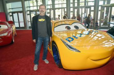 """ANAHEIM, CA - JUNE 10: President of Pixar Edwin Catmul at the World Premiere of Disney/Pixarís ìCars 3"""" at the Anaheim Convention Center on June 10, 2017 in Anaheim, California. (Photo by Alberto E. Rodriguez/Getty Images for Disney) *** Local Caption *** Edwin Catmul"""
