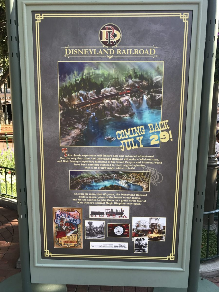 Disneyland Railroad Testing & FastPass - Disneyland Update & Sundays With DAPs