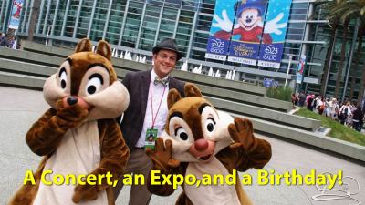 A Concert, an Expo, & a Birthday! - Geeks Corner - Episode 641