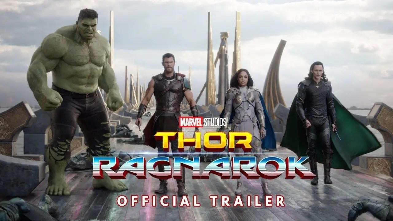 Thor: Ragnarok Official Trailer