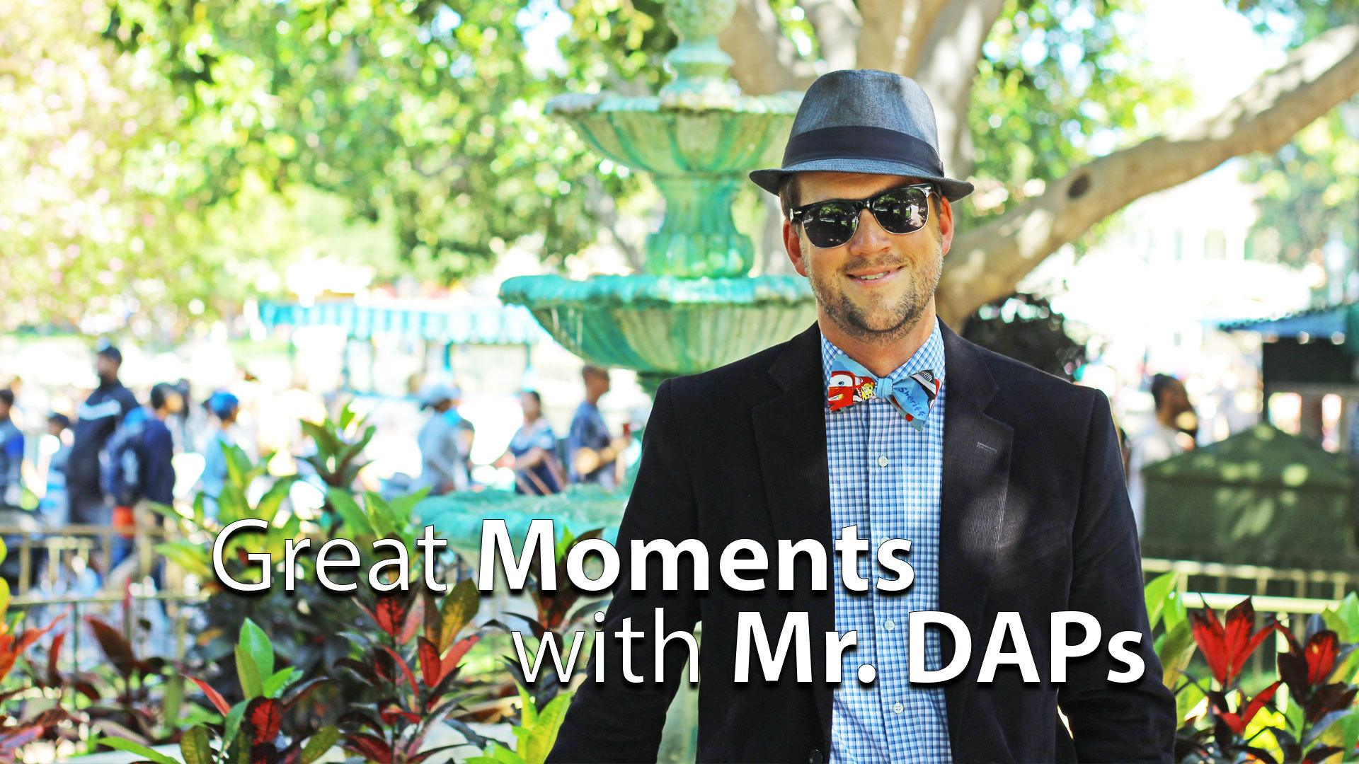 Talking Mickey, Marvel, and Star Wars! - Great Moments with Mr. DAPs