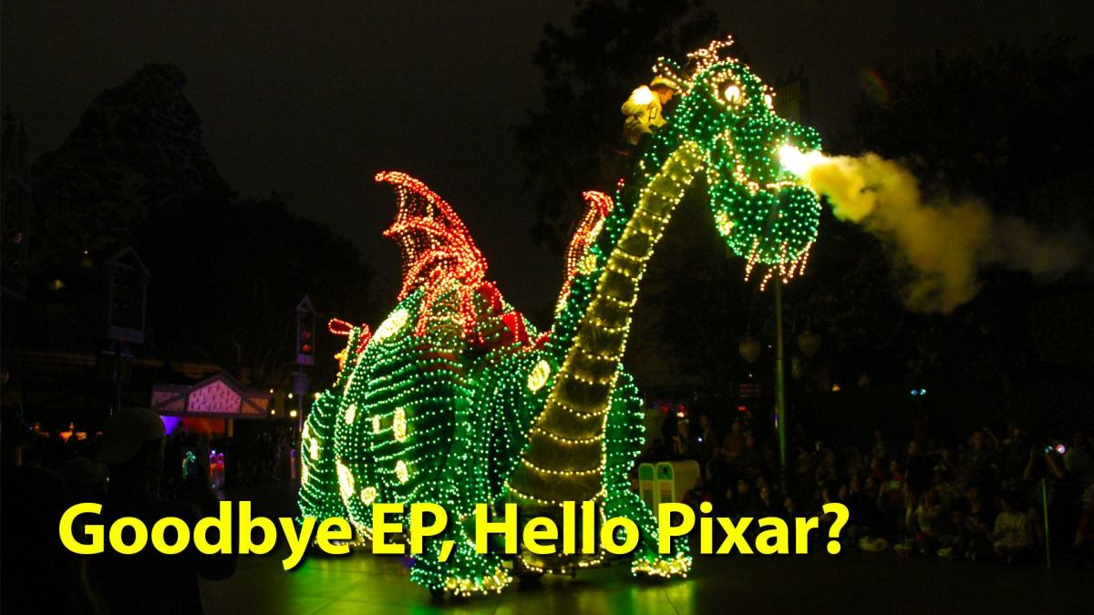 Goodbye EP, Hello Pixar? - GEEKS CORNER - Episode 647