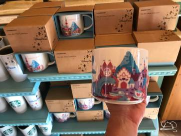 New Disneyland You Are Here Mugs-2