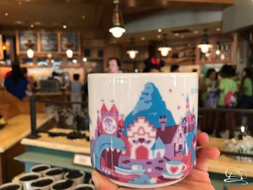 New Disneyland You Are Here Mugs-4