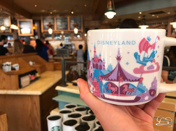 New Disneyland You Are Here Mugs-7