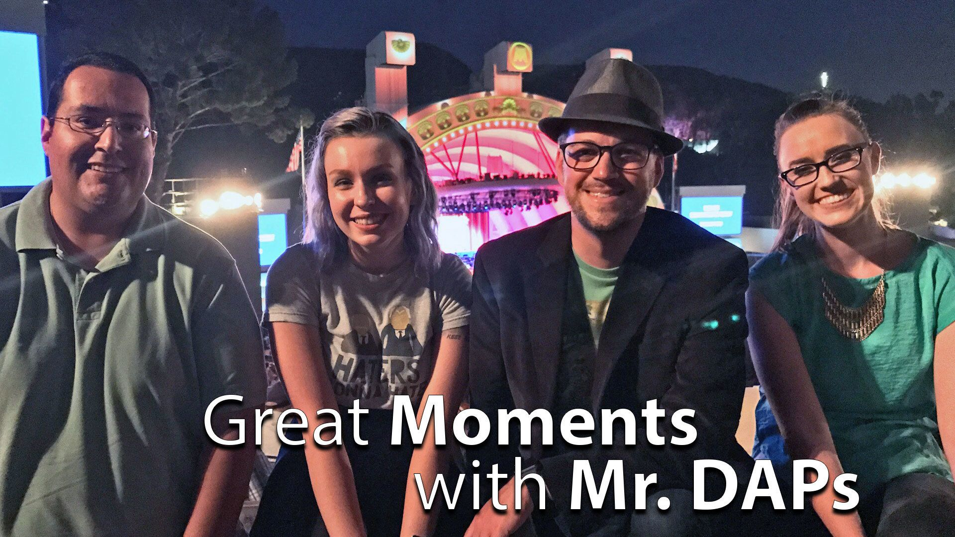 Hurricanes, Muppets, and More! - Great Moments with Mr. DAPs