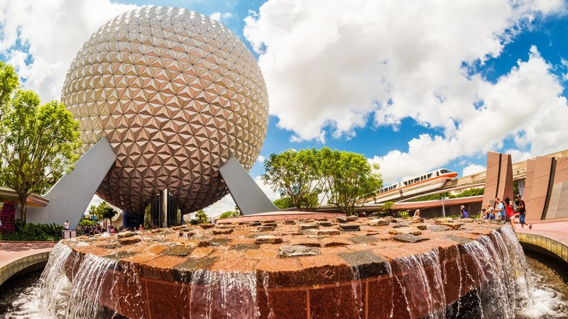 Epcot's 35th Anniversary