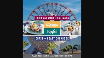Disney Food & Wine Festival Coast-to-Coast Cookbook