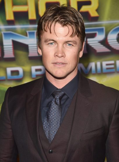 "HOLLYWOOD, CA - OCTOBER 10: Luke Hemsworth at The World Premiere of Marvel Studios' ""Thor: Ragnarok"" at the El Capitan Theatre on October 10, 2017 in Hollywood, California. (Photo by Alberto E. Rodriguez/Getty Images for Disney) *** Local Caption *** Luke Hemsworth"