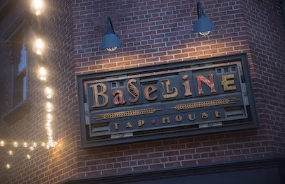 BaseLine Tap - Disney's HOllywood Studios