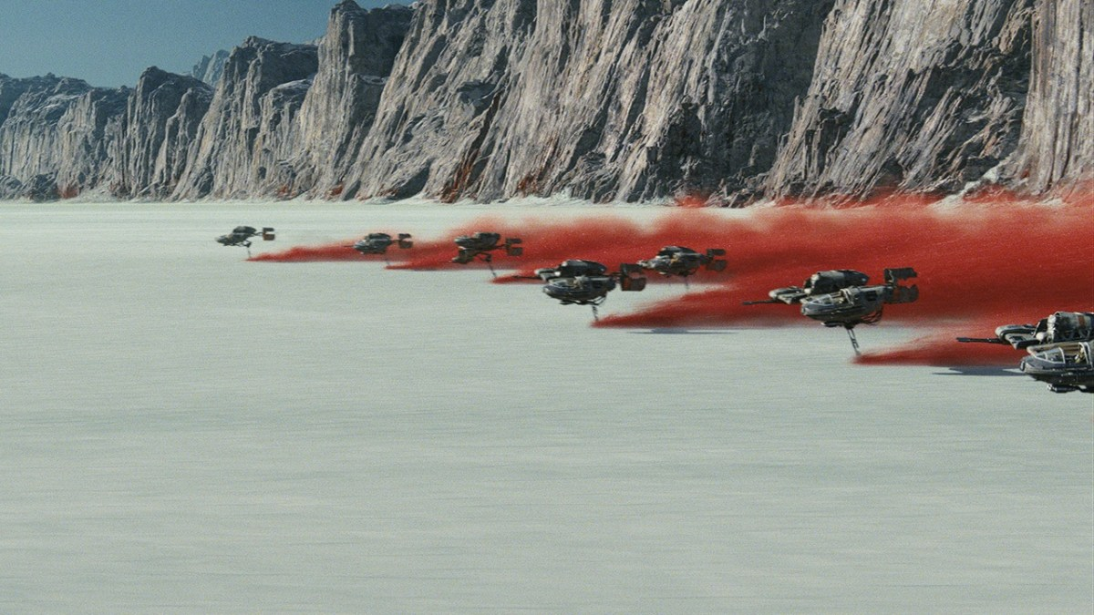 Star Tours - The Adventures Continue To Get New New Adventure from Star Wars: The Last Jedi