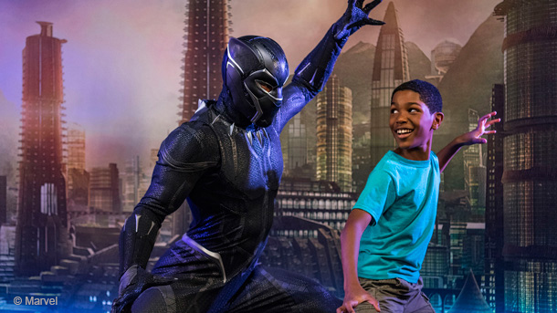 Black Panther Coming to Disney California Adventure